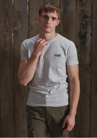 Superdry Rundhalsshirt »VINTAGE EMBROIDERY TEE« kaufen