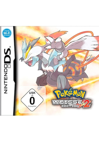 Pokémon: Weiße Edition 2 Nintendo DS kaufen