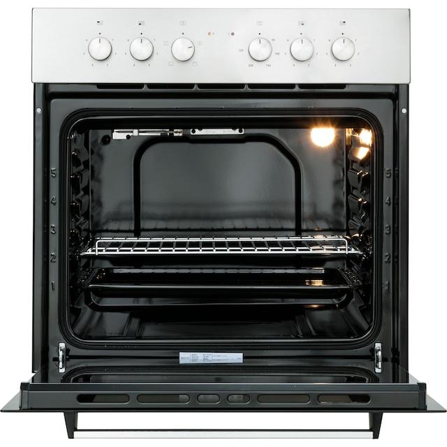 HELD MÖBEL Küchenzeile »Tulsa«, mit E-Geräten, Breite 160 cm