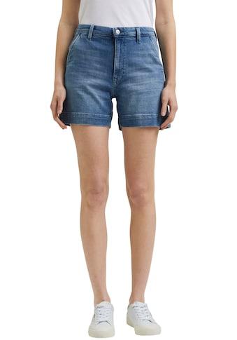 Esprit Shorts, mit abgestepptem Umschlag kaufen