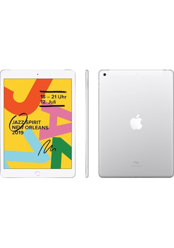 Apple »10.2 iPad Wi - Fi Cellular (2019)« Tablet (10,2'', 128 GB, iPadOS, 4G (LTE)) kaufen