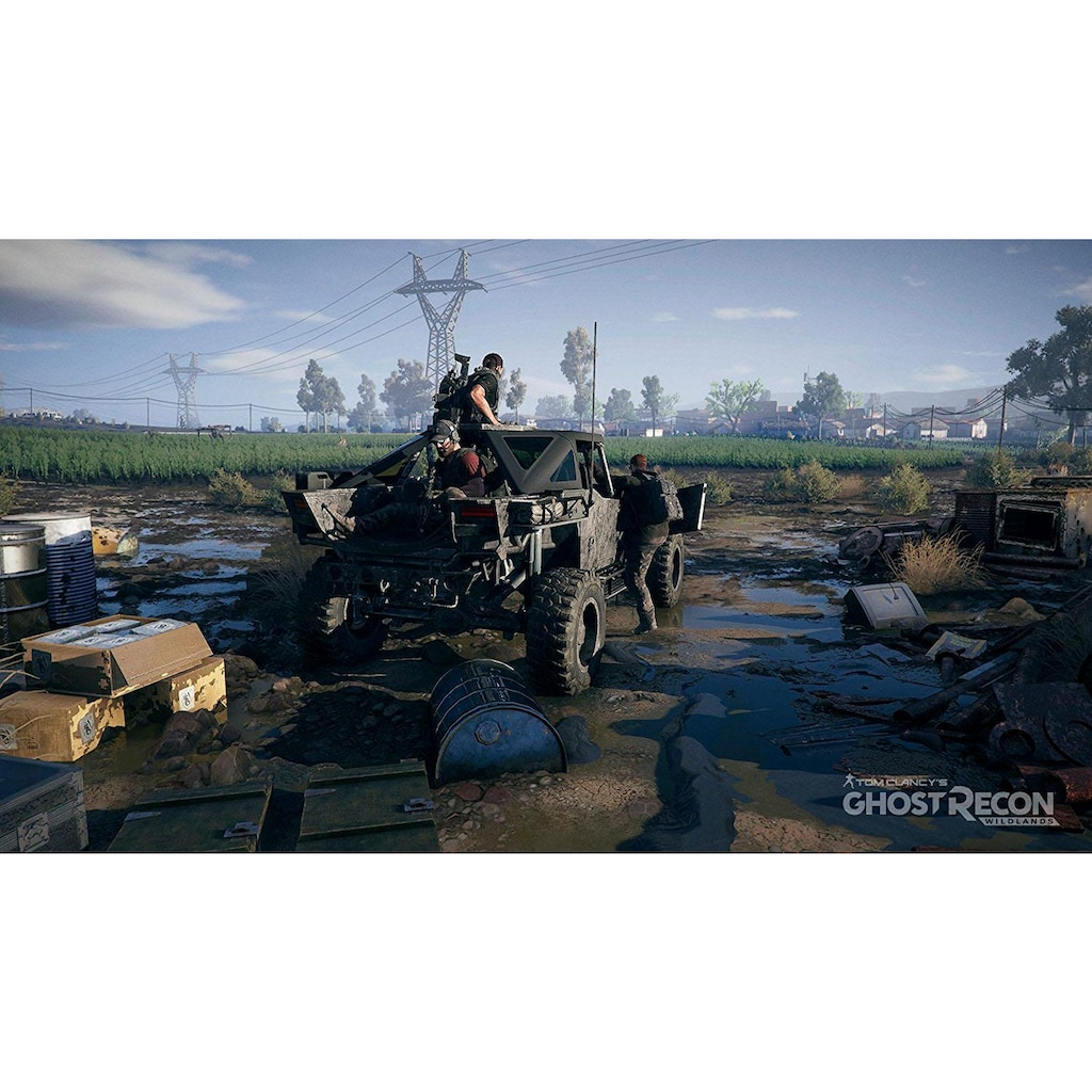 UBISOFT Spiel »Tom Clancy's: Ghost Recon Wildlands«, PC, Software Pyramide