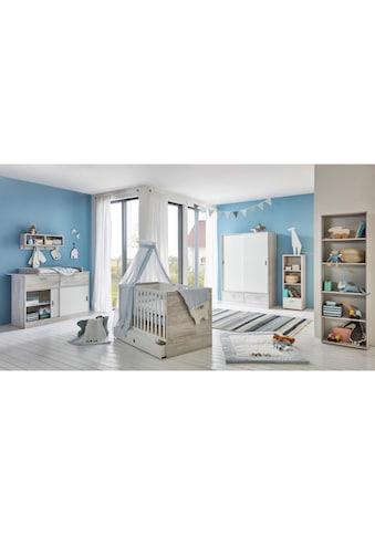 arthur berndt Babyzimmer-Komplettset »Justus«, (Set, 3 St.), Made in Germany; mit... kaufen