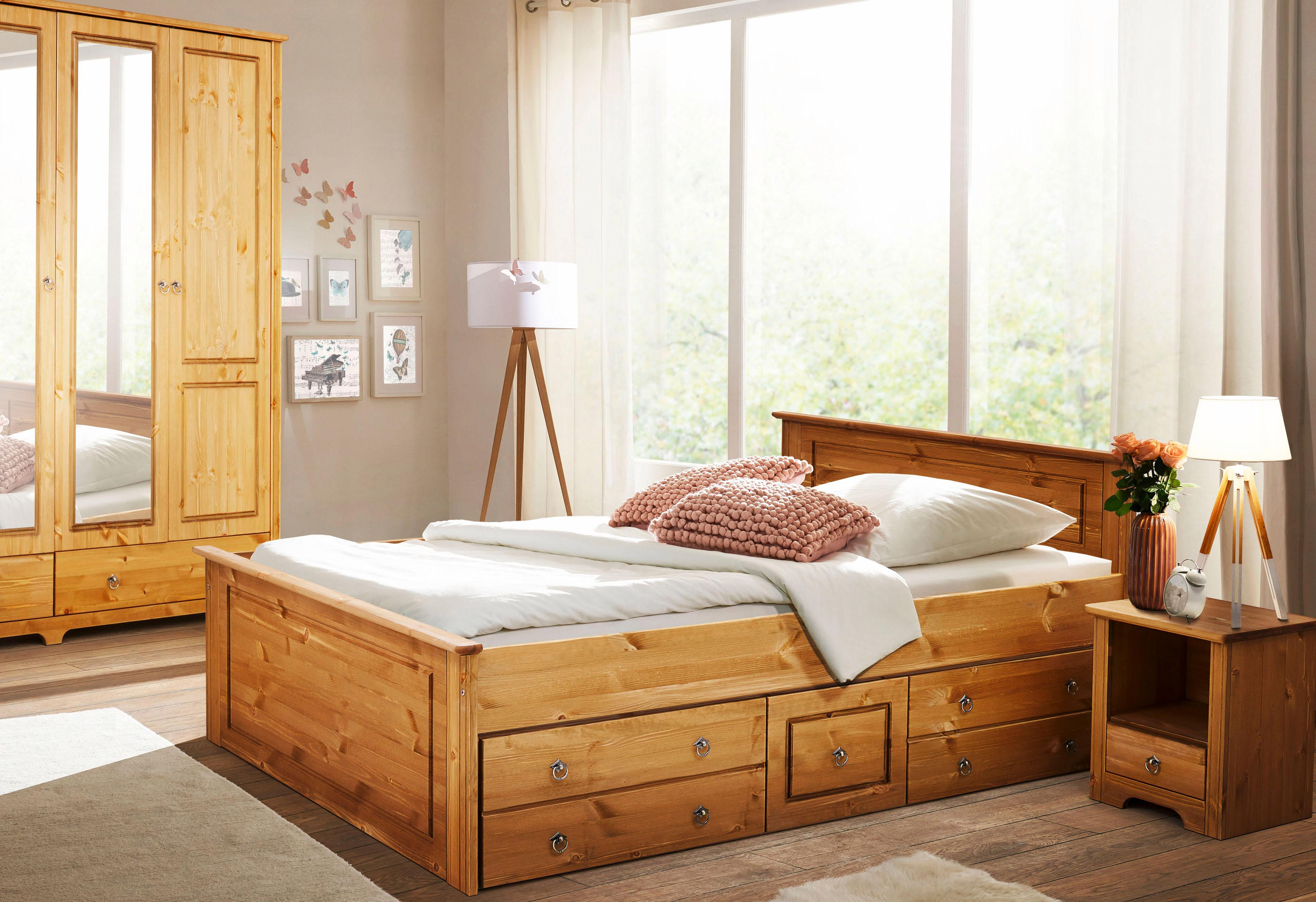 Home affaire Schlafzimmer-Set »Hugo« (Set, 3-tlg)