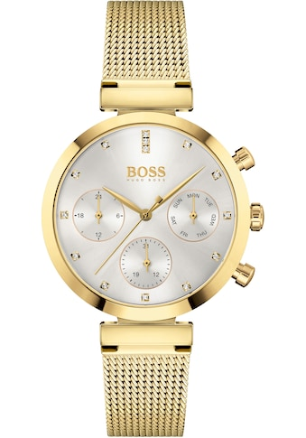 Boss Multifunktionsuhr »FLAWLESS, 1502552« kaufen