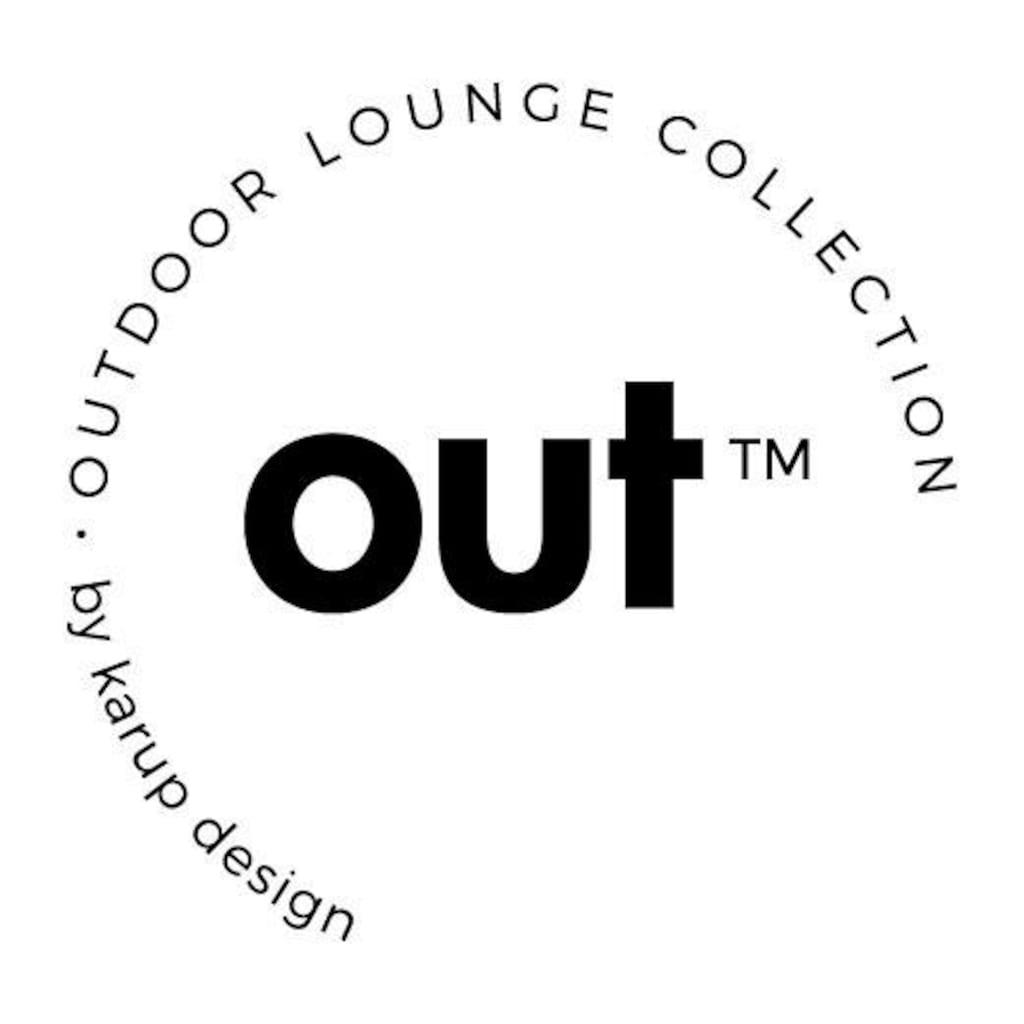 Karup Design Loungesessel »Buckle-Up«