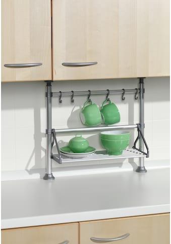 Ruco Küchenregal, Aluminium/Kunststoff, zum Klemmen kaufen
