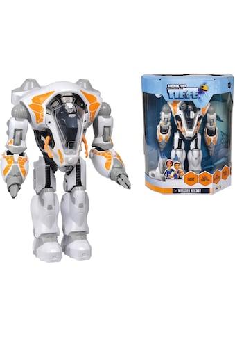 SIMBA Actionfigur »Die Nektons, Weißer Nekbot«, vollbeweglich, mit Licht- und Greiffunktion kaufen