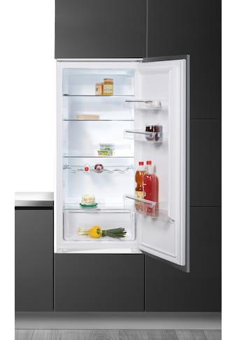 Hanseatic Einbaukühlschrank, HEKS12254F, 123 cm hoch, 54 cm breit kaufen