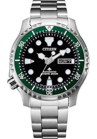 Citizen Taucheruhr »Promaster Automatik Diver, NY0084-89EE« kaufen