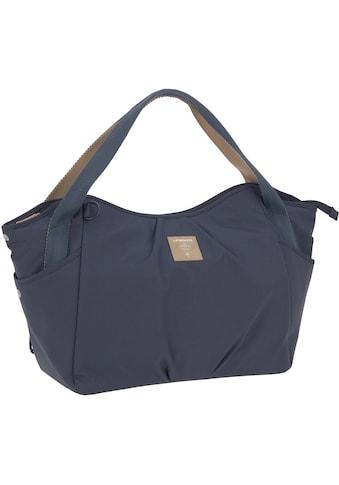 LÄSSIG Wickeltasche »Casual Twin Bag, Navy«, mit Rucksackfunktion und Wickelunterlage;... kaufen