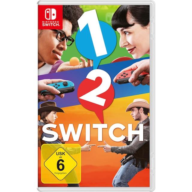Nintendo Switch Spiel »1-2-Switch«, Nintendo Switch