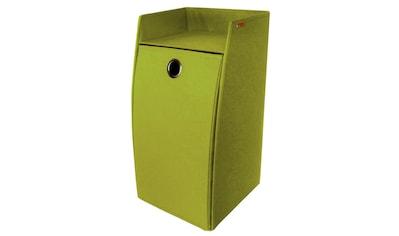 Franz Müller Flechtwaren Wäschebox, faltbar, Höhe 65 cm kaufen