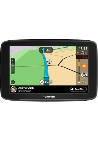 TomTom Navigationsgerät »GO BASIC 15,24 cm (6 Zoll) EU 45«, ( ), Navigationsgerät kaufen