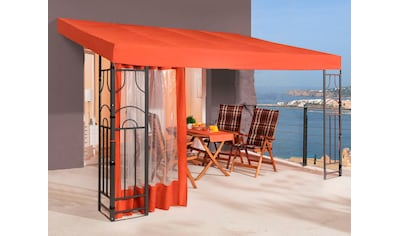 Quick Star Anbaupavillon »Romana«, BxT: 300x400 cm kaufen