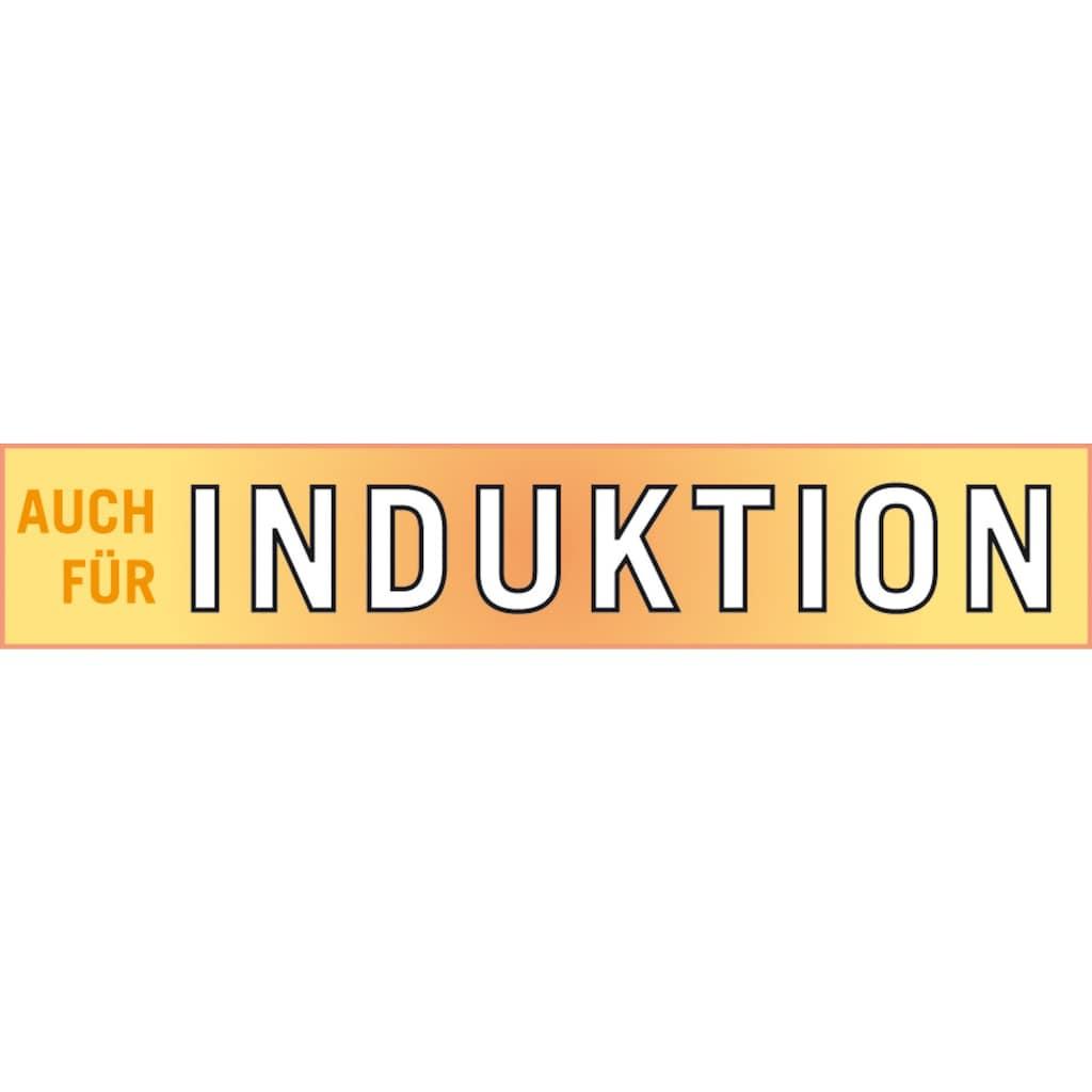 GSW Servierpfanne »ELEGANCE«, Edelstahl 18/8, (1 tlg.), Induktion