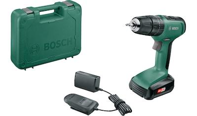 BOSCH Akku-Bohrschrauber »UniversalImpact 18«, (Set), inkl. Akku, Ladegerät und Koffer kaufen