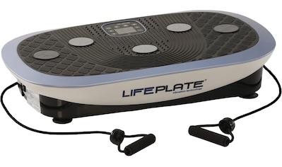 MAXXUS Vibrationsplatte »Lifeplate 4.0«, (Set, 3 tlg., mit Trainingsbändern-mit... kaufen