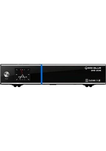 Gigablue »UltraHD (UHD) 4K Multifunktions LINUX Receiver« SAT - Receiver (LAN (Ethernet)) kaufen