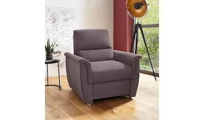 DOMO collection Sessel, mit Federkern kaufen