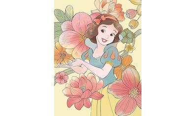 KOMAR XXL Poster »Snow White Flowers« kaufen