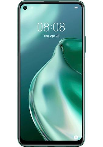 Huawei P40 lite 5G Smartphone (16,51 cm / 6,5 Zoll, 128 GB, 64 MP Kamera) kaufen