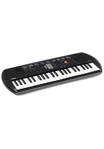 """CASIO Keyboard """"SA77"""" kaufen"""