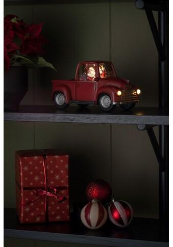 KONSTSMIDE LED Pick - Up mit Weihnachtsmann kaufen