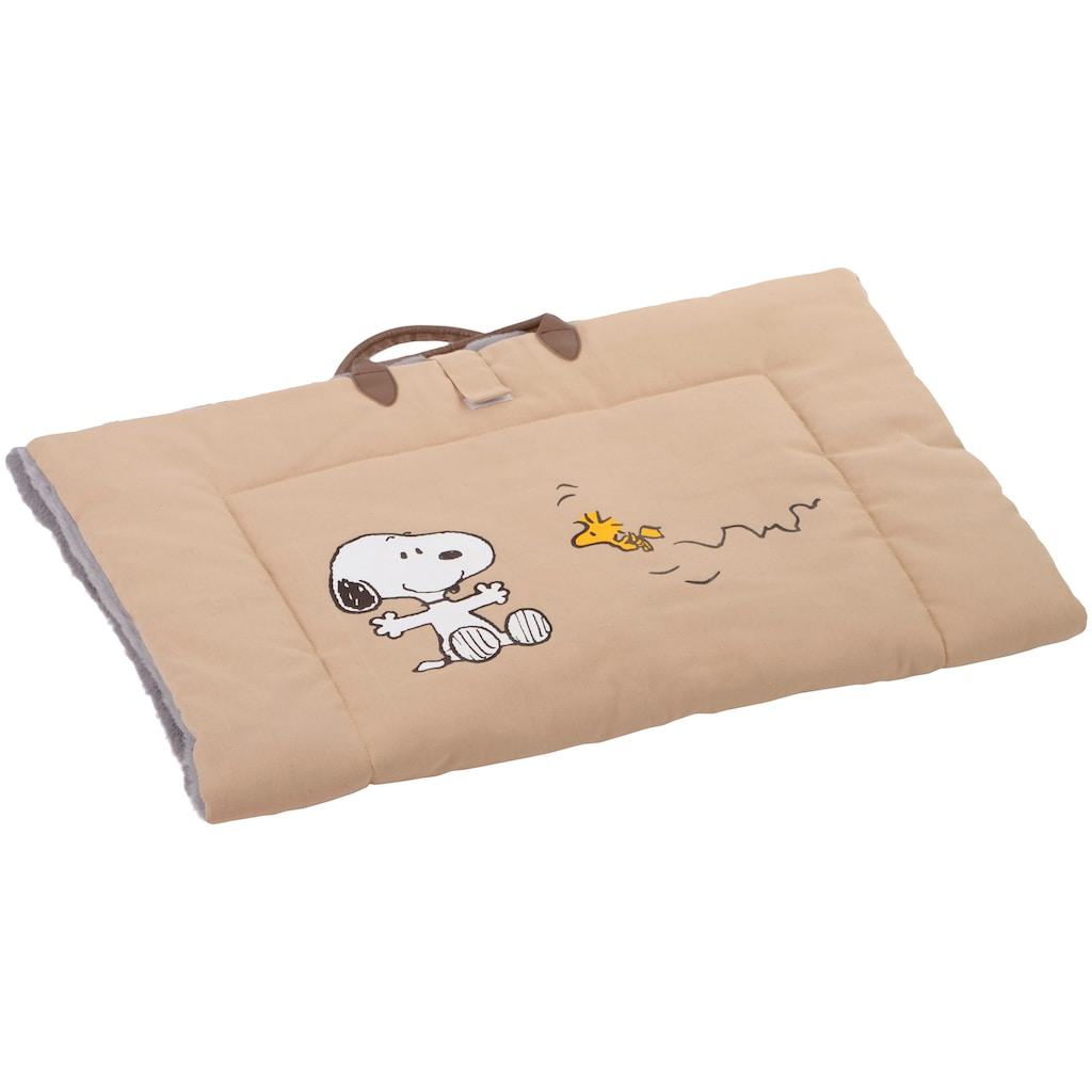 SILVIO design Tierdecke »Snoopy«, BxLxH: 97x70x2 cm