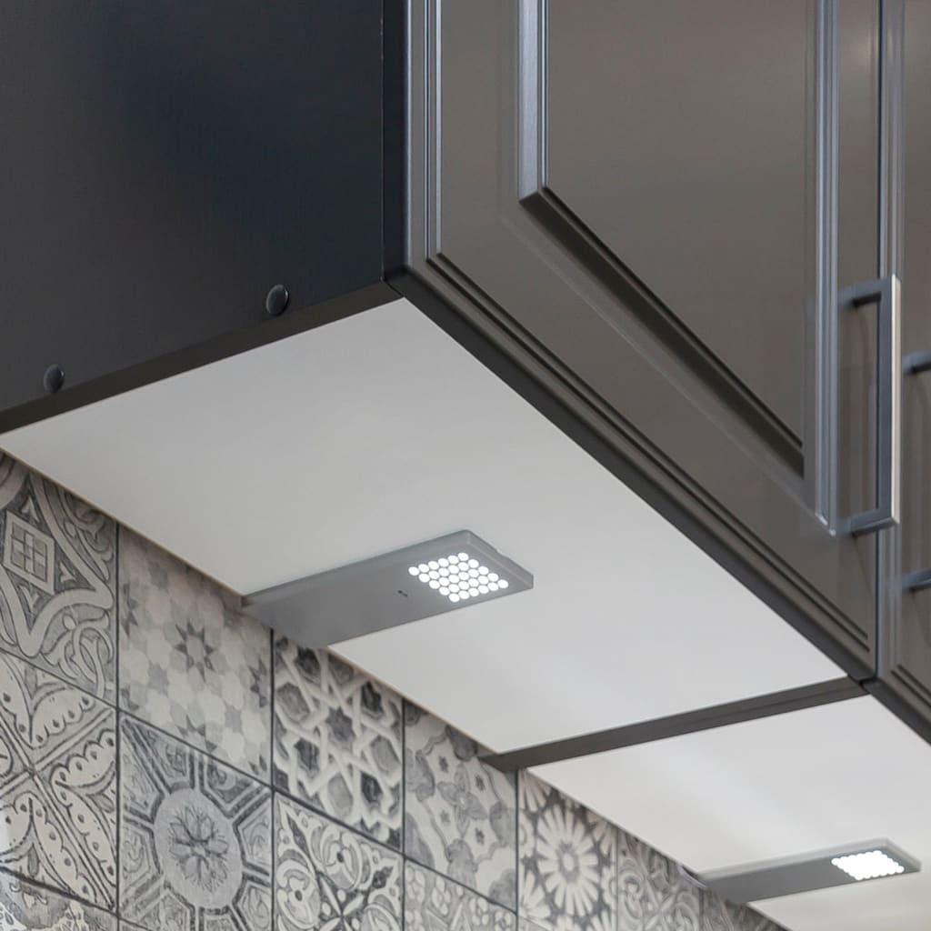 HELD MÖBEL LED Unterbauleuchte, 2 St., Warmweiß-Neutralweiß