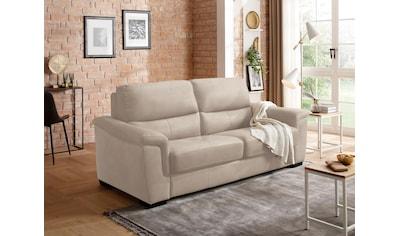 Premium collection by Home affaire Schlafsofa »Amrum«, in zwei Bezugsqualitäten kaufen