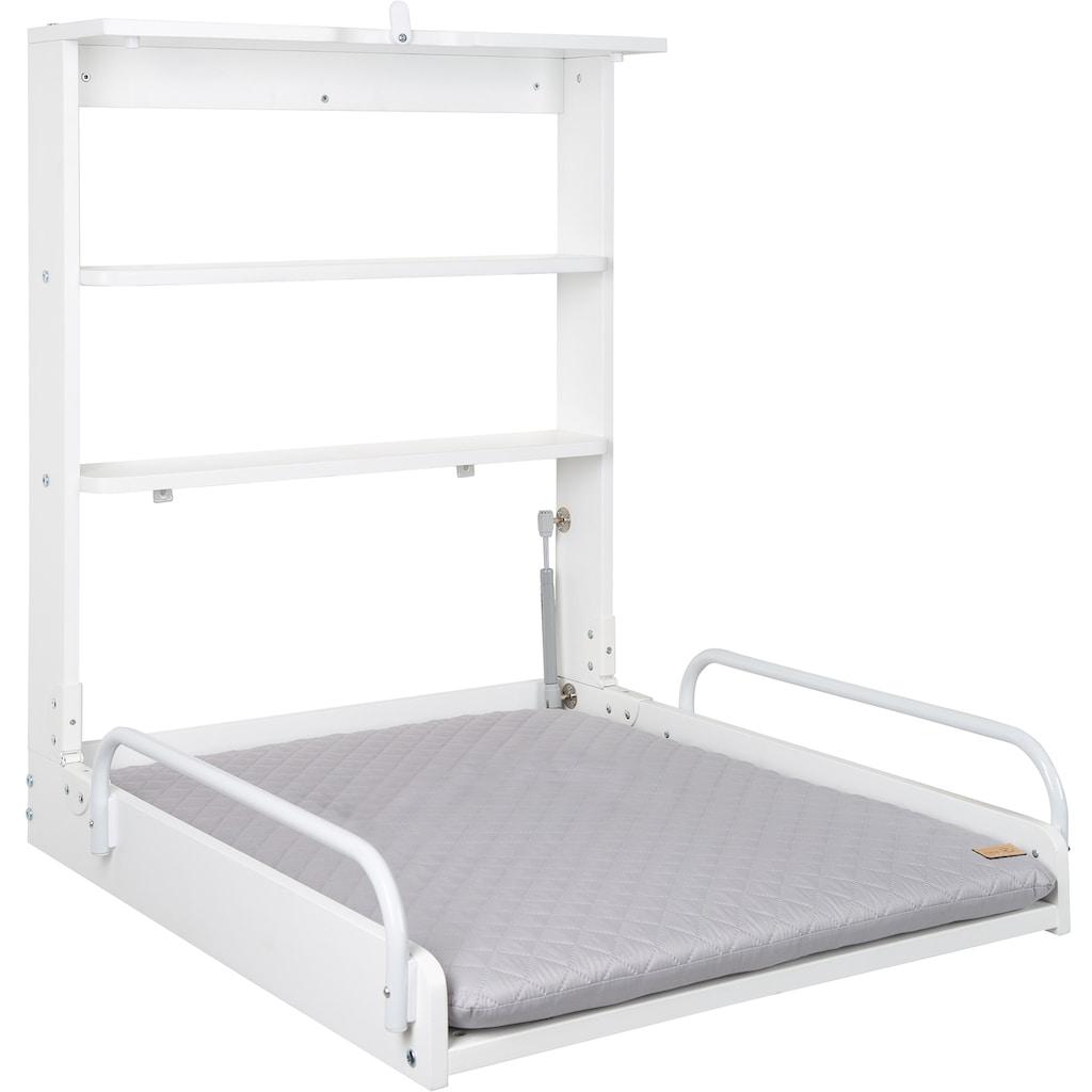 roba® Wickelregal »Style, weiß«, bis 15 kg, inkl. Wickelauflage, 66 cm
