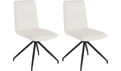 Places of Style Drehstuhl »Loxley«, in Kunstleder- oder Luxus-Microfaser Bezug... kaufen