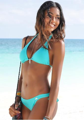 Buffalo Bikini-Hose »Happy«, mit Fransen kaufen