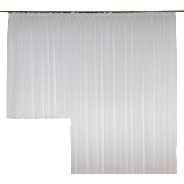 Vorhang, »SALLY«, Wirth, Faltenband 1 Stück