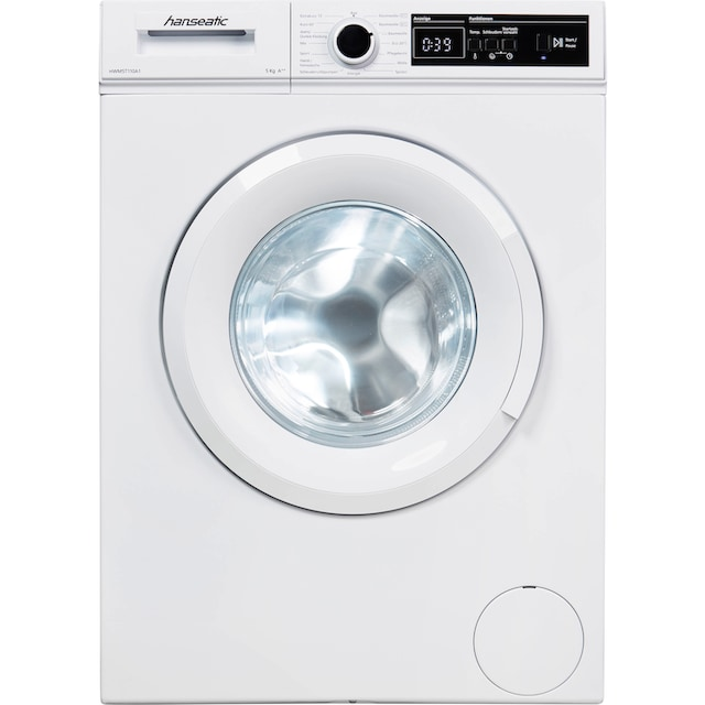 Hanseatic Waschmaschine HWM5T110A1