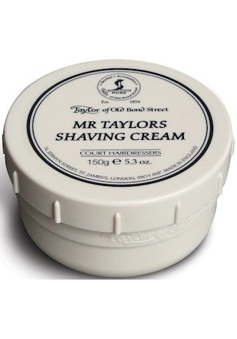 Taylor of Old Bond Street Rasiercreme »Shaving Cream Mr Taylor« kaufen