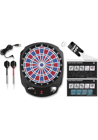 Sunflex Dartscheibe »SMART TEC«, (Packung, 28, mit Dartpfeilen), Bluetooth gesteuerte,... kaufen