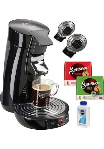 Senseo Kaffeepadmaschine »SENSEO® Viva Café HD6563/60«, inkl. Gratis-Zugaben im Wert von 14,- UVP kaufen