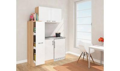 RESPEKTA Küchenzeile »MK130ESWOSC«, mit E-Geräten, Gesamtbreite 130 cm kaufen