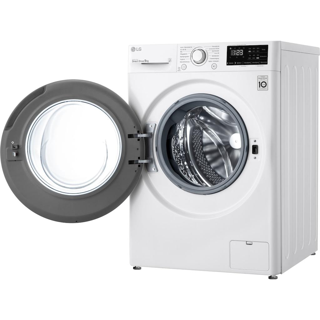 LG Waschmaschine »F14WM9EN0E«, F14WM9EN0E