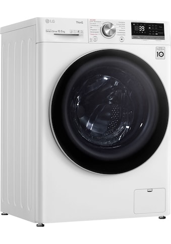 LG Waschmaschine »F4WV710P1«, Serie 7, F4WV710P1E, 10,5 kg, 1400 U/min kaufen