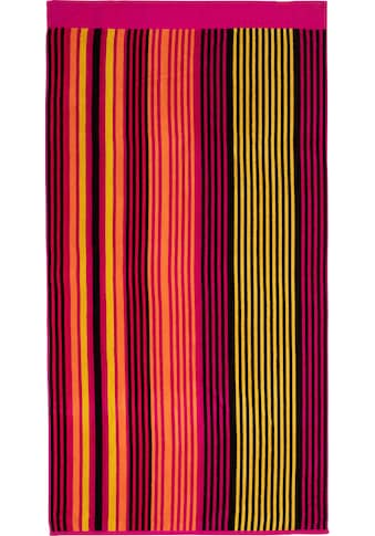 Gözze Strandtuch »Streifen«, (1 St.) kaufen