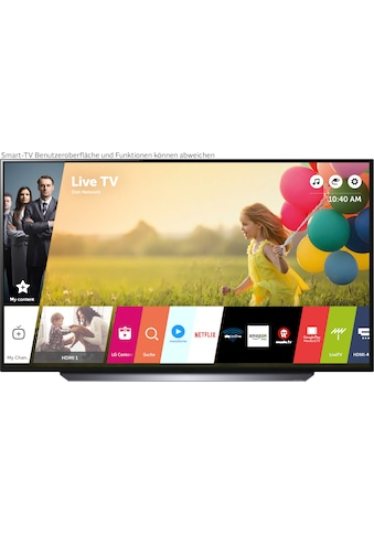 "LG OLED-Fernseher »OLED65C17LB«, 164 cm/65 "", 4K Ultra HD, Smart-TV kaufen"