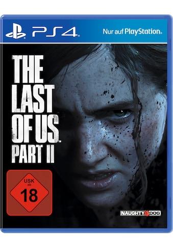 PlayStation 4 Spiel »The Last of Us Part II«, PlayStation 4 kaufen