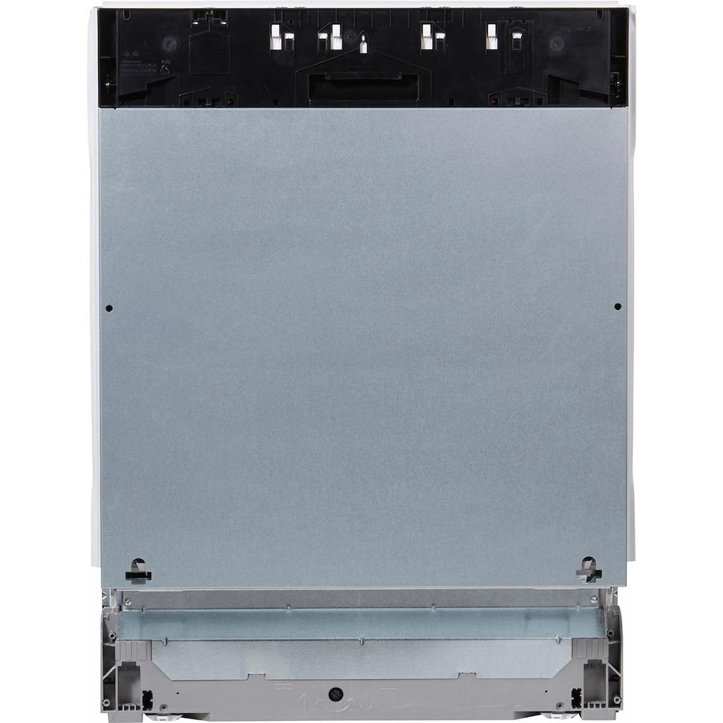 Constructa vollintegrierbarer Geschirrspüler »CG5A05V9«, CG5A05V9, 12 Maßgedecke