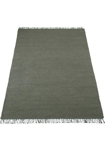 Home affaire Teppich »Raigad«, rechteckig, 7 mm Höhe, Wendeteppich, Wohnzimmer kaufen