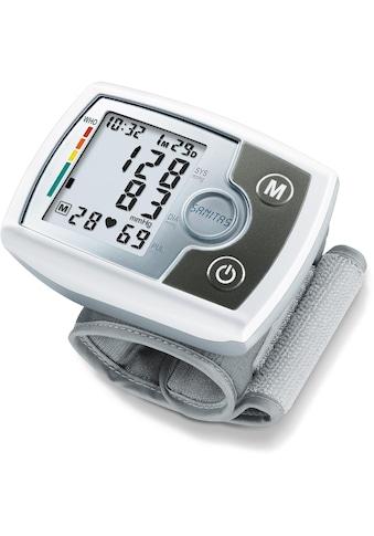 Sanitas Handgelenk-Blutdruckmessgerät »SBM 03« kaufen