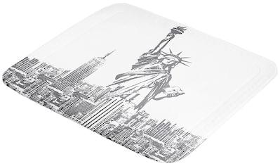 KLEINE WOLKE Duscheinlage »Liberty«, BxH: 55 x 55 cm kaufen