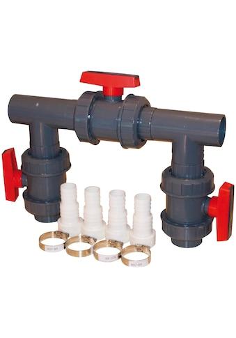 KWAD Poolheizung »Bypass Kit D50 für Wärmepumpen«, für Pools bis 60.000 l kaufen